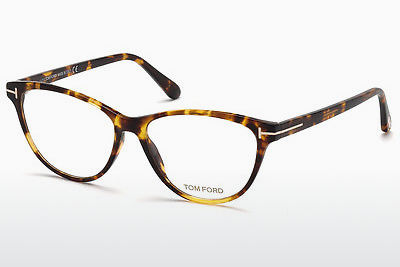 Gafas de diseño Tom Ford FT5402 053 - Havanna, Yellow, Blond, Brown