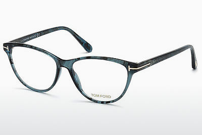 Gafas de diseño Tom Ford FT5402 095 - Verdes, Bright
