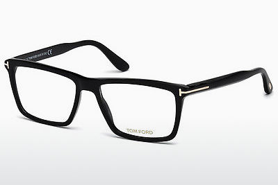 Gafas de diseño Tom Ford FT5407 001 - Negras, Shiny