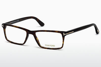Gafas de diseño Tom Ford FT5408 052 - Marrones, Dark, Havana
