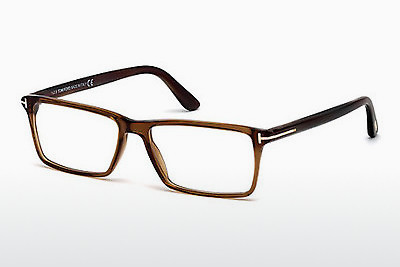 Gafas de diseño Tom Ford FT5408 096 - Verdes, Dark, Shiny