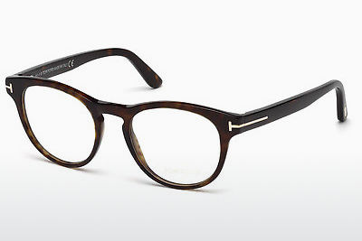 Gafas de diseño Tom Ford FT5426 052 - Marrones, Dark, Havana