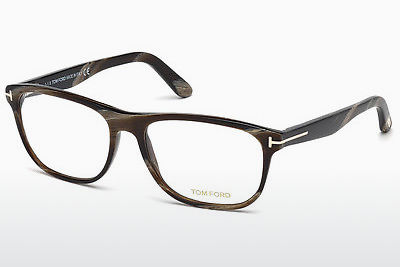 Gafas de diseño Tom Ford FT5430 062 - Marrones, Horn, Ivory