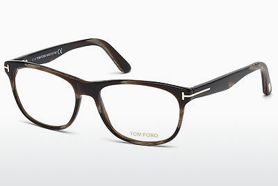 Gafas de diseño Tom Ford FT5431 062 - Marrones, Horn, Ivory