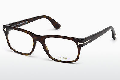 Gafas de diseño Tom Ford FT5432 052 - Marrones, Dark, Havana