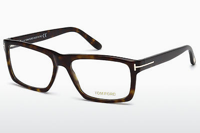 Gafas de diseño Tom Ford FT5434 052 - Marrones, Dark, Havana