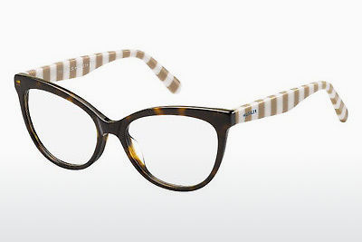 Gafas de diseño Tommy Hilfiger TH 1481 9N4 - Marrones, Havanna