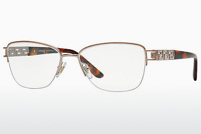 Gafas de diseño Versace VE1220B 1052 - Marrones, Copper