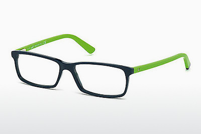 Gafas de diseño Web Eyewear WE5174 091 - Azules, Matt