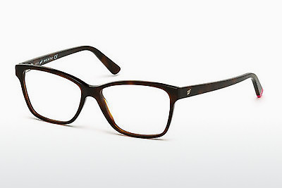 Gafas de diseño Web Eyewear WE5182 052 - Marrones, Dark, Havana