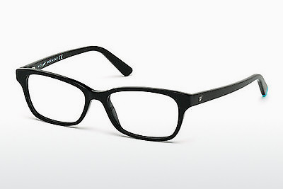 Gafas de diseño Web Eyewear WE5183 001 - Negras, Shiny