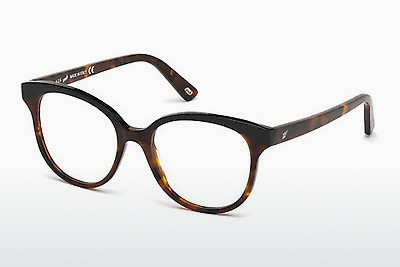 Gafas de diseño Web Eyewear WE5196 052 - Marrones, Dark, Havana