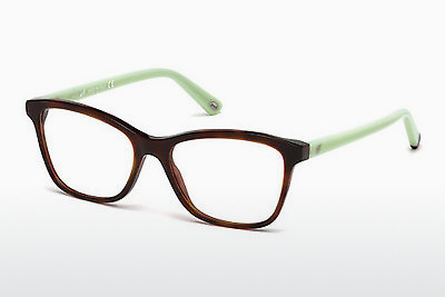 Gafas de diseño Web Eyewear WE5200 053 - Havanna, Yellow, Blond, Brown