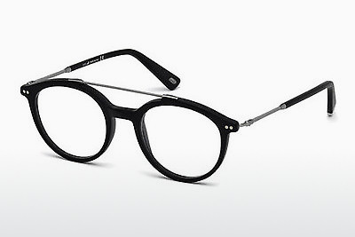 Gafas de diseño Web Eyewear WE5204 002 - Negras, Matt