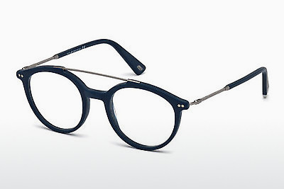 Gafas de diseño Web Eyewear WE5204 091 - Azules, Matt