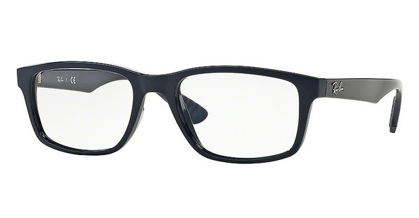 Ray-Ban RX7063 5419 DARK SHINY BLUE