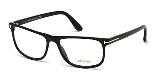 Tom Ford FT5356 001 schwarz glanz