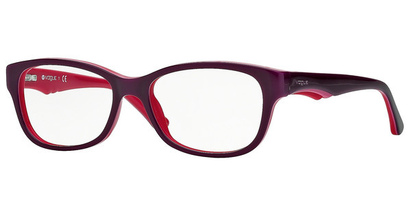 Vogue VO2814 2227 DARK VIOLET/PINK/CYCLAMEN