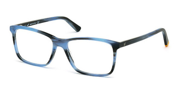 Web Eyewear WE5172 055 havanna bunt