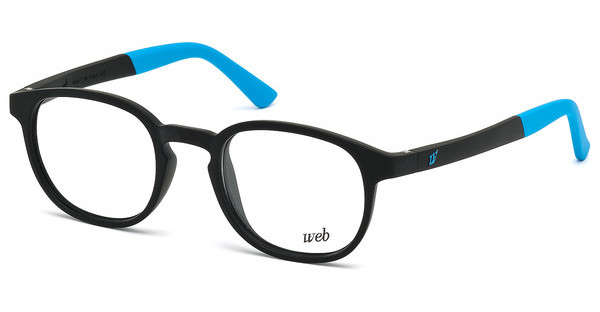 Web Eyewear WE5185 B02 schwarz matt