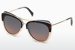 Gafas de visión Just Cavalli JC721S 56Z - Marrones, Havanna