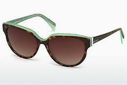 Gafas de visión Just Cavalli JC735S 56K - Marrones, Havanna