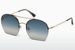 Gafas de visión Tom Ford Antonia (FT0506 28W) - Oro