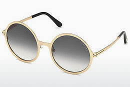 Gafas de visión Tom Ford FT0572 28B - Oro