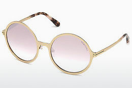 Gafas de visión Tom Ford FT0572 28Z - Oro