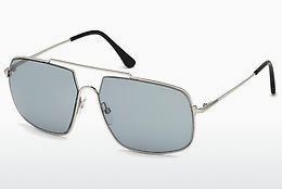 Gafas de visión Tom Ford FT0585 16A - Plateadas