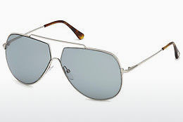 Gafas de visión Tom Ford FT0586 16A - Plateadas