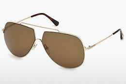 Gafas de visión Tom Ford FT0586 28E - Oro