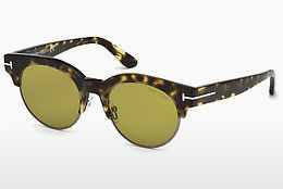 Gafas de visión Tom Ford FT0598 55N - Policromas, Marrones, Havanna