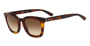 Boss BOSS 0743/S 05L/JD BROWN SFHAVANA (BROWN SF)