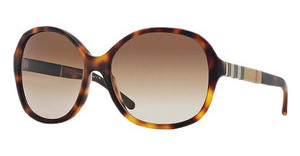 Burberry BE4178 331613 BROWN GRADIENTLIGHT HAVANA