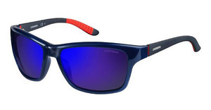 Carrera CARRERA 8013/S 4H8/5X GREY SP BLU PZBLUE (GREY SP BLU PZ)