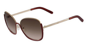 Chloé CE116S 743 GOLD/BROWN