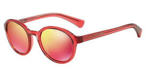 Emporio Armani EA4054 53776Q RED MULTILAYERTRANSPARENT CORAL