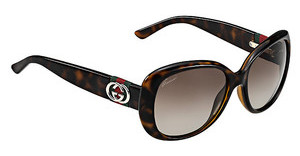 Gucci GG 3644/S DWJ/LA BROWN SF PZHAVANA