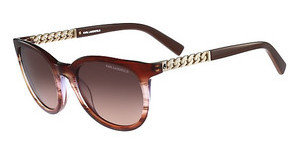Karl Lagerfeld KL891S 132 ANTIQUE ROSE GRADIENT