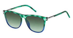 Marc Jacobs MARC 49/S TND/J7 GREY SF GREENHVNGRNNBLU
