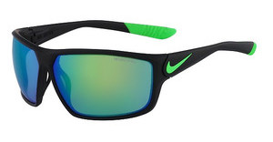 Nike NIKE IGNITION R EV0867 003 MT BLK/POI GRN/GRY W/ ML GREEN