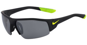 Nike SKYLON ACE XV EV0857 007 MATTE BLACK/VOLT WITH GREY W/SILVER FLASH LENS LENS