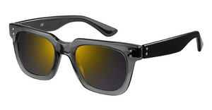 Oxydo OX 1084/S MJU/QU YELLOW FLGREY BLCK (YELLOW FL)
