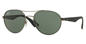 Ray-Ban RB3536 029/71 GRAY GREENMATTE GUNMETAL