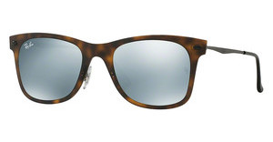 Ray-Ban RB4210 624430 GREY FLASHMATTE HAVANA