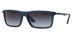 Ray-Ban RB4214 62978G GREY GRADIENTMATTE TRANSPARENT BLUE