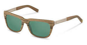 Rocco by Rodenstock RR318 G sun protect - pilot - 85%sand structured