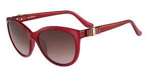 Salvatore Ferragamo SF760S 613 RED