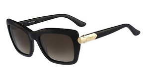 Salvatore Ferragamo SF763S 001 BLACK